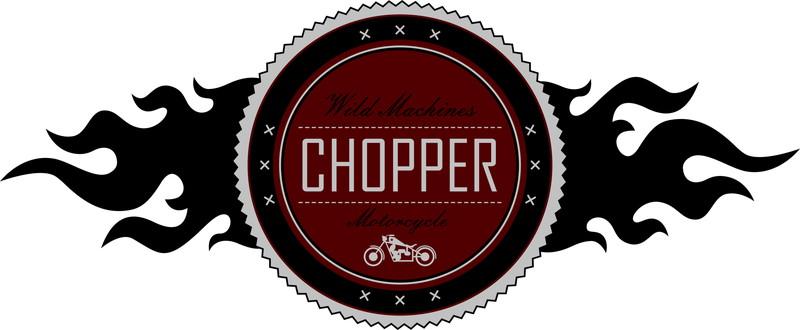 チョッパーのロゴ